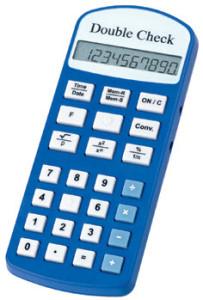 Slika kalkulatora DoubleCheck