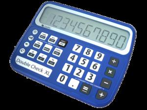 Slika kalkulatora doubleCheck XL