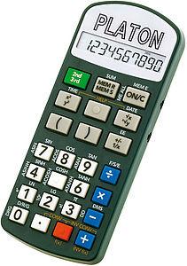 Slika kalkulatora Platon