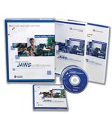 Logo čitača zaslona JAWS
