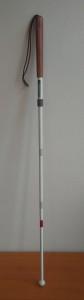 Slika Orijentacijski štap aluminijski kombinirani s 4 sekcije