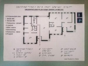 Slika orijentacijskog plana